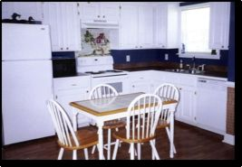 Anchors Aweigh Fully Furnished Kitchen